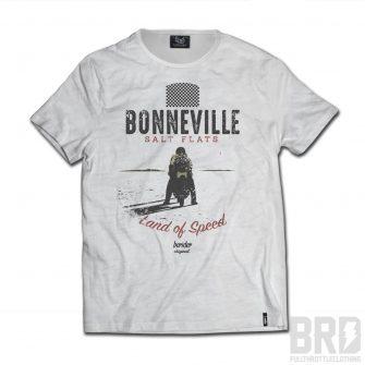T-shirt Cafè Racer Bonneville Salt Flats