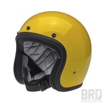 Casco Biltwell Bonanza Vintage Yellow Safe T