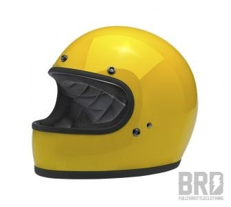 Casco Biltwell Gringo Safe T Yellow