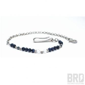 Catena Pantaloni e Jeans Swarowski Blue Diamond