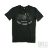 T-shirt Vintage Speed Power Rock