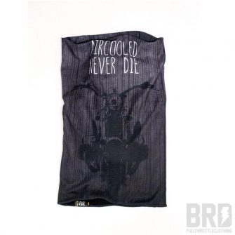 Bandana Tubolare Aircooled Never Die con Pile