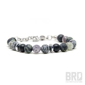 Bracciale Pietre Dure Black Stone