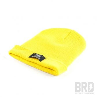 Heritage Beanie BRD Gas Up and Go Ride Full Yellow