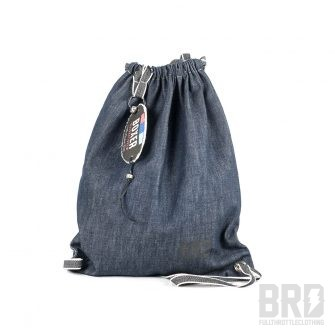 Sacca in Denim BRD Boxer Vibrations