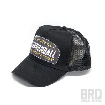 Cappellino Vintage Trucker Cap Cannonball