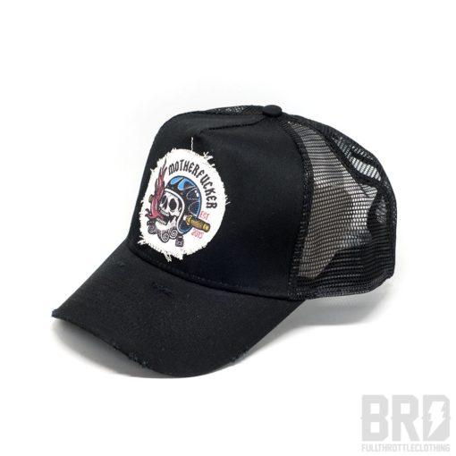 Cappellino Vintage Trucker Cap Motherfucker
