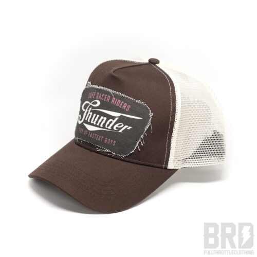 Cappellino Vintage Trucker Cap The Thunder
