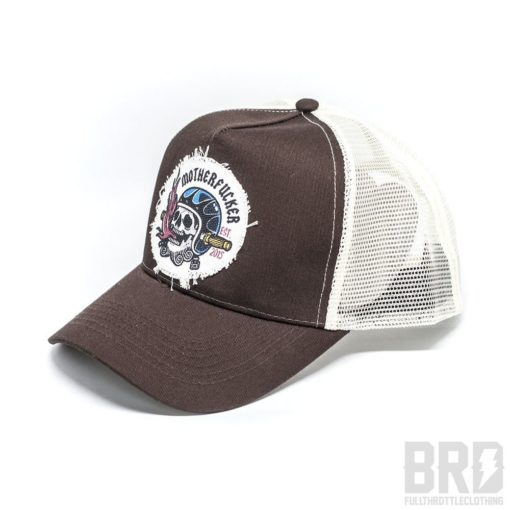 Cappellino Vintage Trucker Cap MotherfuckerCappellino Vintage Trucker Cap Motherfucker