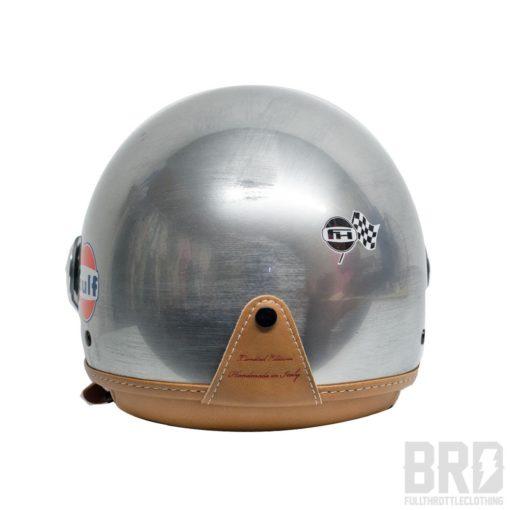 Casco Demi Jet Gulf Alluminio Vintage