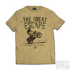 T-SHIRT Great Escape Sabbia