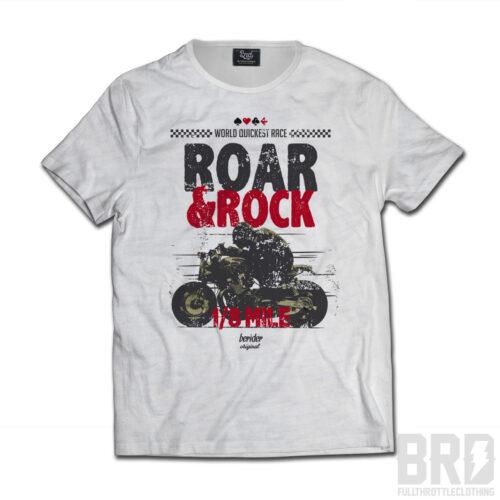 T-shirt Roar & Rock 1/8 Mile