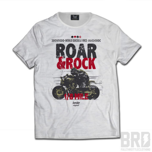 T-shirt Roar & Rock 1/8 Mile