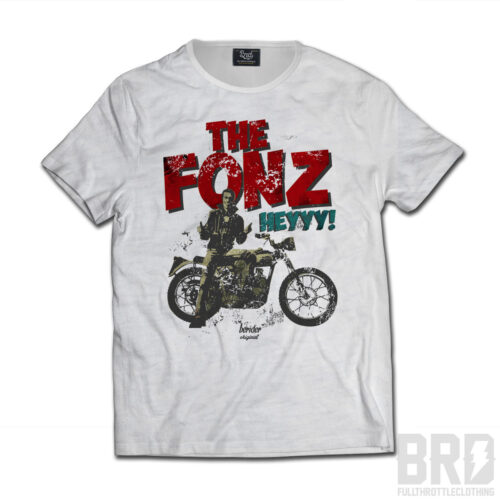 T-shirt The Fonz....Heyyyyyy!