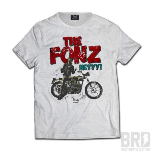T-shirt The Fonz....Heyyyyyy!