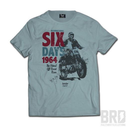 T-shirt Six Days 1964