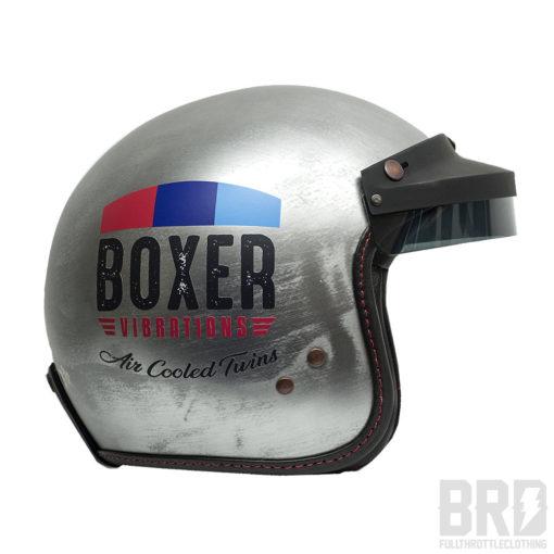 Casco Jet Boxer Vibrations Vintage