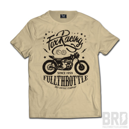 T-shirt Fox Racing