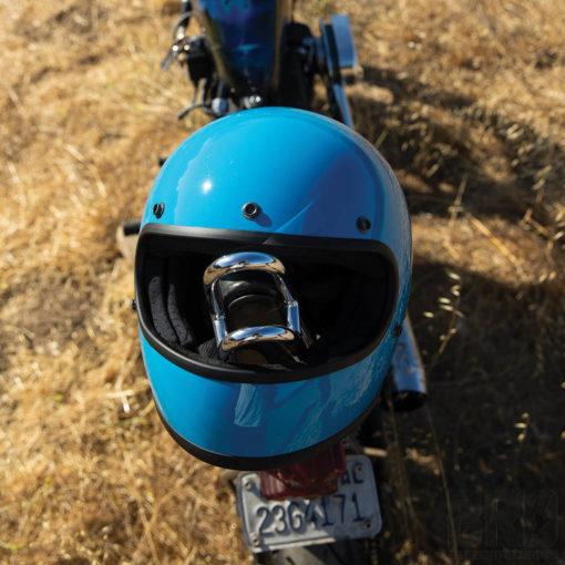 Casco Biltwell Gringo Gloss Tahoe Blue