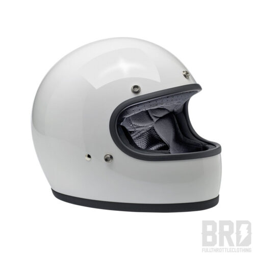 Casco Biltwell Gringo Gloss White