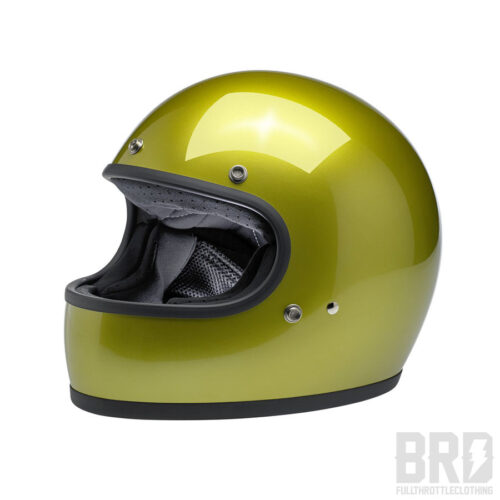 Casco Biltwell Gringo Metallic Sea Weed