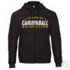 Felpa con Cappuccio Cannonball Illegal Race