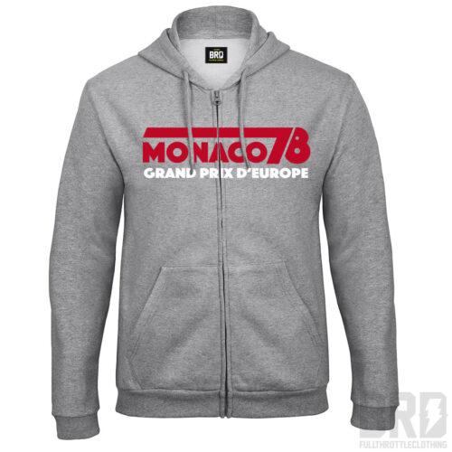 Felpa con Cappuccio Monaco 78