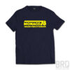 T-shirt Monaco 78 Grand Prix d'Europe Navy
