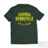 T-shirt Bonneville Salt Flats Green