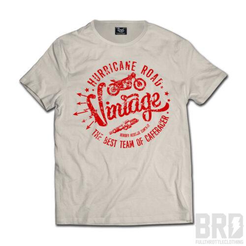 T-shirt Hurricane Road Off White