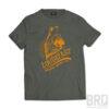 T-shirt Loud & Fast Verde Militare
