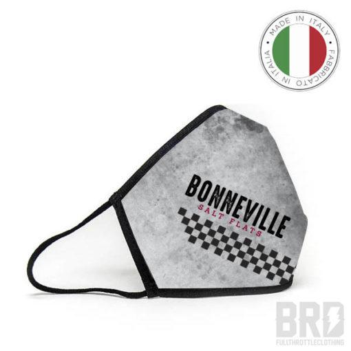 Mascherina Lavabile e Riutilizzabile in Cotone Bonneville
