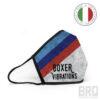 Mascherina Lavabile e Riutilizzabile in Cotone Boxer