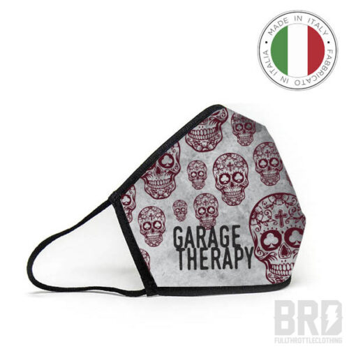 Mascherina Lavabile e Riutilizzabile Garage Therapy