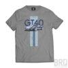 T-shirt GT 40 Solid Grey