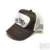 Cappellino Vintage Trucker Cap Steve Marrone