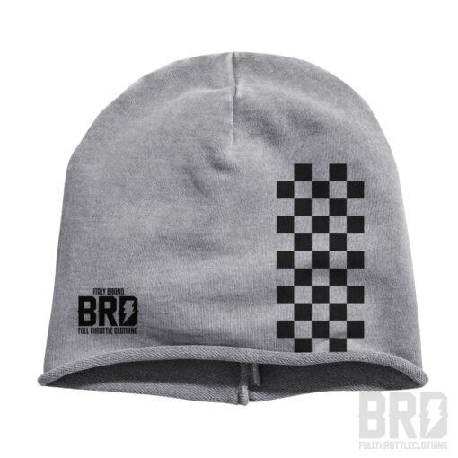 Berretta Felpa BRD Check Flag Grey