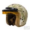 Casco Jet Camouflage