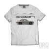 T-shirt Porsche Carrera Icon