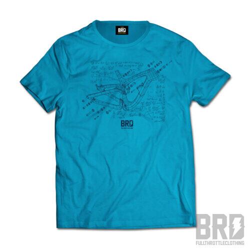 T-shirt Frame EXP Light Blue