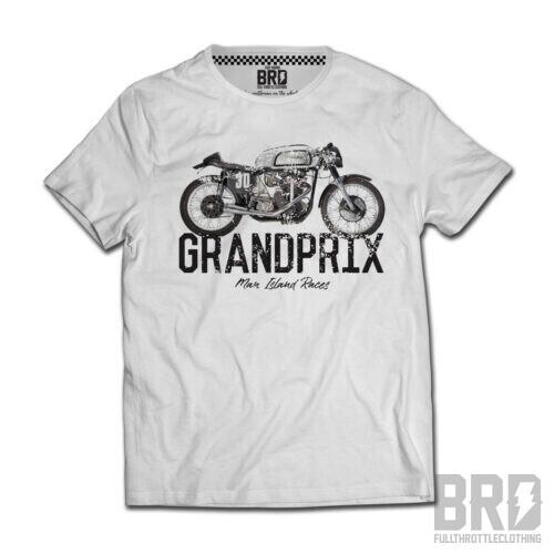 T-shirt GrandPrix Man Island Races